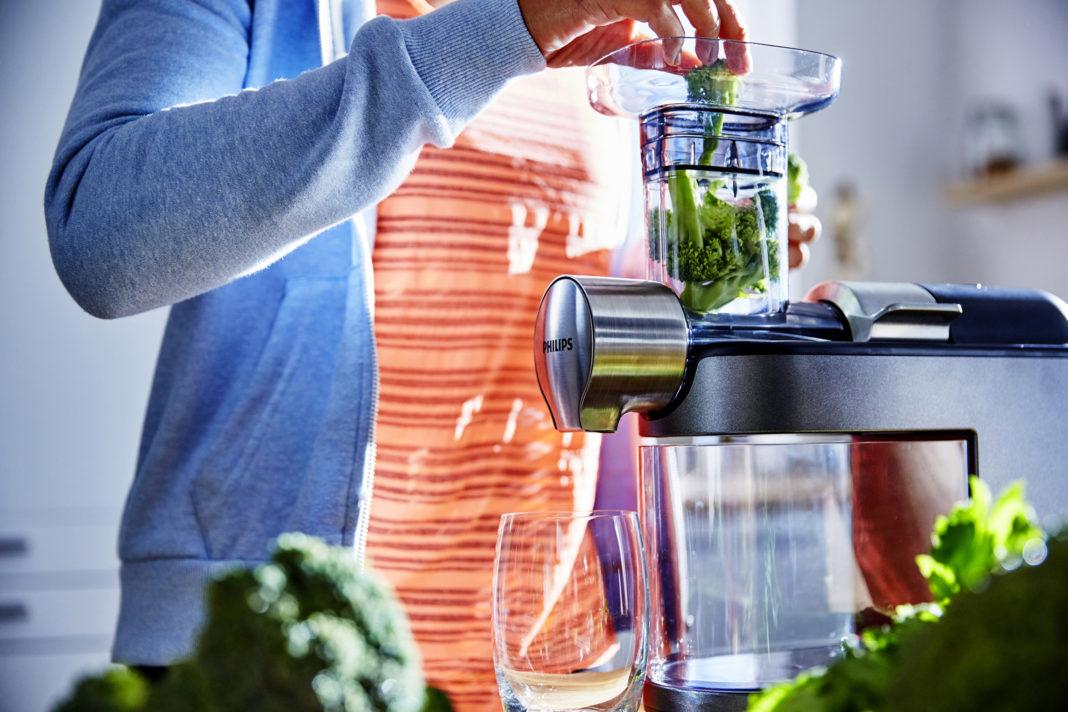 Neue Philips Slow Juicer Avance Haus & Garten Test