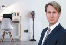 Markus Monjau, Geschäftsführer Vertrieb und Marketing der Royal Appliance International
