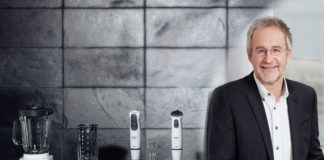 Trade Marketing Director der Groupe SEB, Udo van Bergen