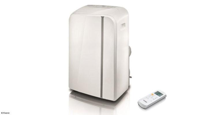Mobile Klimageräte senken bei Sommerhitze Zimmertemperaturen auf ein erträgliches Maß