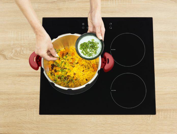 Im Schnellkochtopf Clipso Minut'Perfect ist auch das Anbraten und Schmoren verschiedener Speisen problemlos möglich