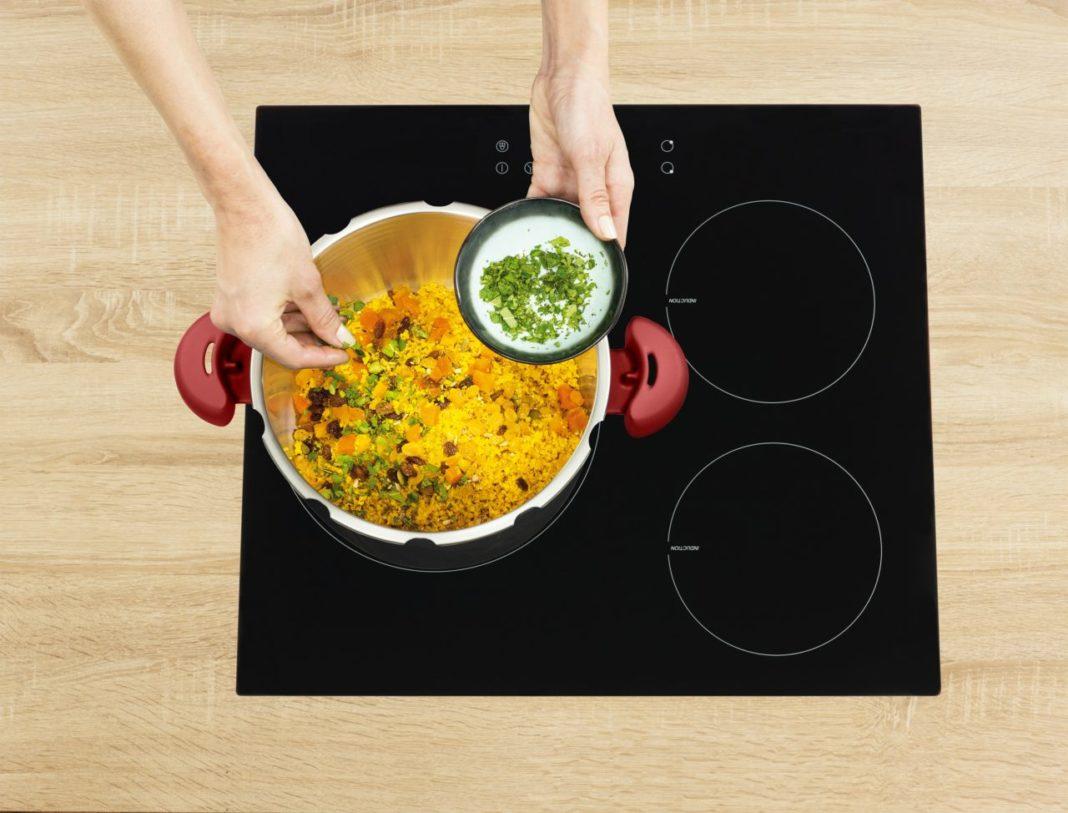 Schnellkochtopf von tefal fur die moderne kuche haus for Ger teset küche