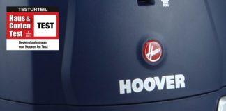 Hoover Brave Staubsauger Test