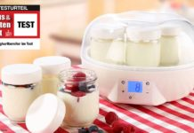 Joghurtbereiter Test
