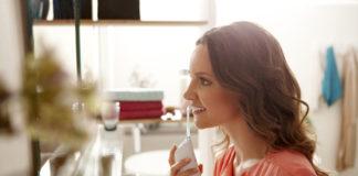 Der Philips Sonicare AirFloss Ultra mit Nachfüllstation für die noch einfachere Art der Zahnzwischenraumreinigung
