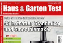 Haus & Garten Test 4/2017