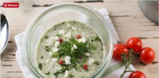 Zur sommerlichen Gourmet-Küche gehören kalte Suppen