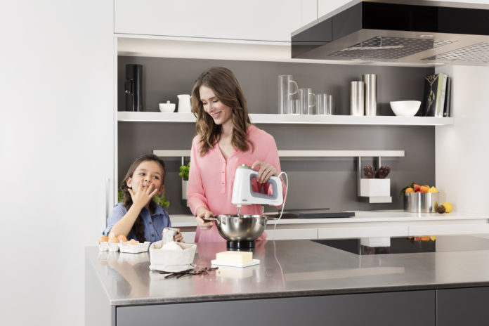 Die neuen Handmixer MultiMix 5 von Braun bringen mehr Kreativität und Backspaß in die Küche