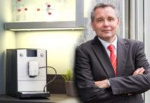 Nivona-Geschäftsführer Peter Wildner