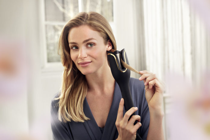 locken mit dem philips stylecare auto curler haus garten test. Black Bedroom Furniture Sets. Home Design Ideas