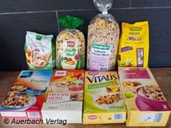 Beim Vergleichstest wurde darauf geachtet, dass sowohl No-Name-Produkte, Markenprodukte als auch Bio-Produkte getestet wurden