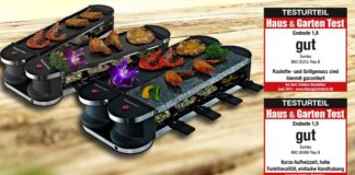 Raclette Test 2017