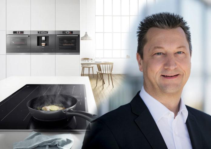 Harald Friedrich, Geschäftsführer der Robert Bosch Hausgeräte GmbH