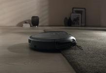 Der neue Saugroboter Scout RX2 von Miele zeichnet sich durch beste Saugleistung auf allen Bodenbelägen aus. Auf Teppich ist die Staubaufnahme dreifach höher als vorher