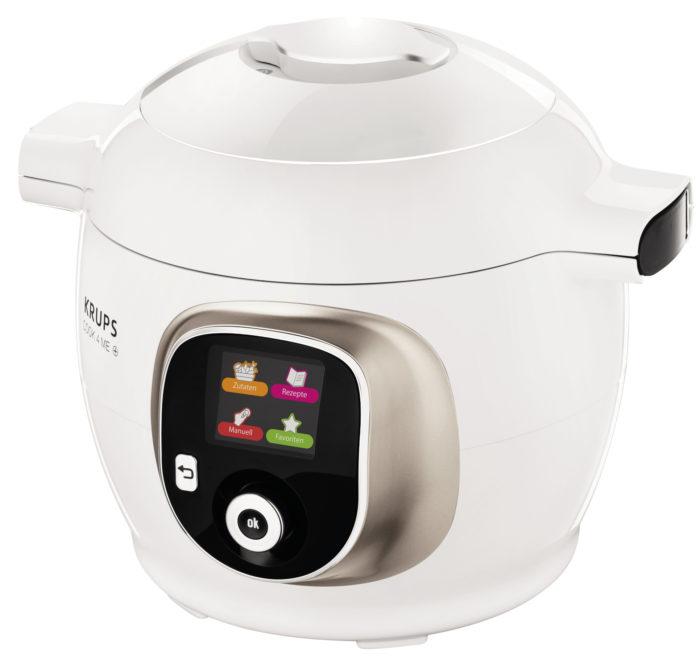 Mit dem neuen Multikocher Cook4Me gelingen köstliche Gerichte und Beilagen zeitsparend und sicher