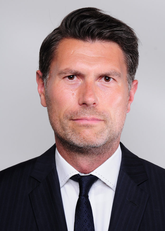 Martin Ludwig: Seit dem Wochenende neuer Senior Vice President International Strategy and Product Creation in der WMF Group