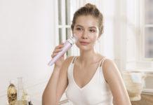 Der neue VisaPure Advanced Anti-Pollution bietet effektive Reinigung der Gesichtshaut sowie Massage und einen Frische-Kick