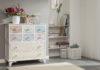 Möbel im Shabby-Chic mit Bondex Kreidefarben zu gestalten, sind sind für Heimwerker kein Problem