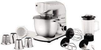 Die Kuchenmaschine PRO KA40 von Krups ist die perfekte Küchenhilfe für leidenschaftliche Bäcker und Köche