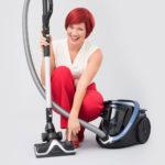 Der neue beutellose Staubsauger leise wie nie: der innovative Rowenta Silence Force Cyclonic 4A
