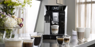 Die neue Kaffeevollautomat De'Longhi PrimaDonna Class bietet eine riesige Auswahl an unterschiedlichen Spezialitäten