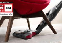im test 2018 2 in 1 kabelloser hand und stielsauger severin hv 7160. Black Bedroom Furniture Sets. Home Design Ideas