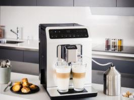 Die neuen Krups Evidence Kaffeevollautomaten gibt es verschiedenen Modellen, so mit Bluetooth-Funktion, mit der alle Einstellungen ganz einfach per App erfolgen können