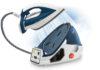 Die Tefal Hochdruck-Dampfbügelstation Pro Express mit exklusiver Smart Technology stimmt Temperatur und Dampfmenge automatisch optimal aufeinander ab. © Tefal
