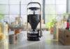 Philips Café Gourmet in edlem Kupfer-Metallic: absoluter Klassiker im modernen Design und mit stylischen Touch. © Philips