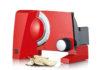 Allesschneider der Serie SKS 100 von Graef bieten verschiedene Modelle für jene, die Spaß am frischen Essen und wenig Platz in der Küche haben. © Graef www.graef.de
