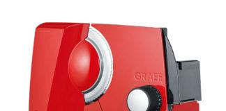Allesschneider der Serie SKS 100 von Graef bieten verschiedene Modelle für jene, die Spaß am frischen Essen und wenig Platz in der Küche haben