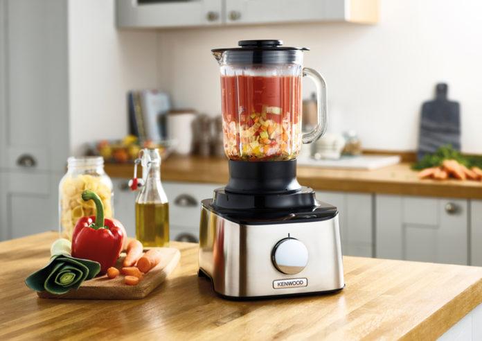 Die neue Kompakt-Küchenmaschine Multipro Compact von Kenwood schafft Hobbyköchen mehr Zeit zum Genießen