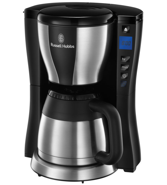 express kaffee mit neuer maschine von russell hobbs. Black Bedroom Furniture Sets. Home Design Ideas