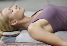 HoMedics Stretch Matte Yoga