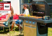 Tepro Grill Smoker Holzkohlegrill Milwaukee Test : Mit dem smoker gibt es klassisches barbecue u2013 haus & garten test