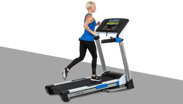 Mit dem Capital Sports Pacemaker X60 wird wetter- und tagesunabhängig trainiert