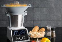 Mit der neuen Multifunktionsküchenmaschine GrandPrix von Klarstein wird die Küche zur Gourmet-Rennstrecke