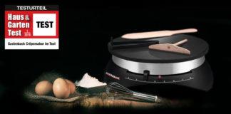 Gastroback Crêpemaker Test 2018