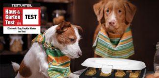 Clatronic Dog Cookie Maker Test 2018
