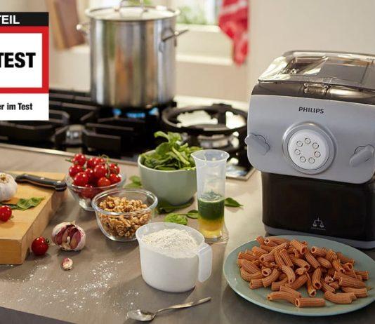 Philips Pastamaker Test 2018