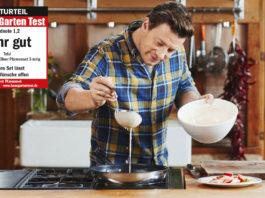 Tefal Jamie Oliver Pfannenset Test