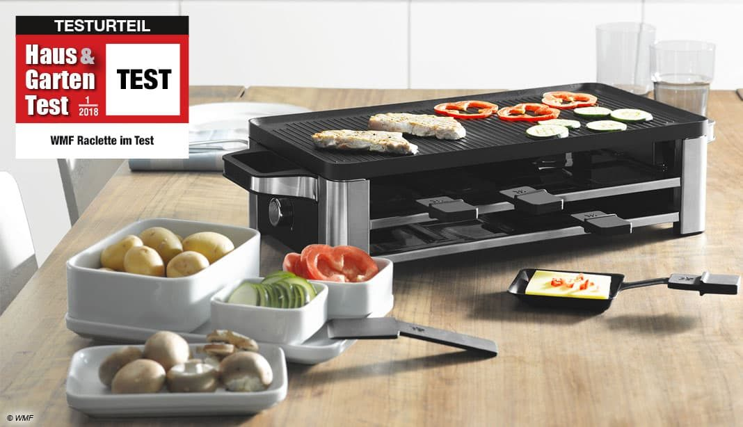 WMF Raclette Test 2018