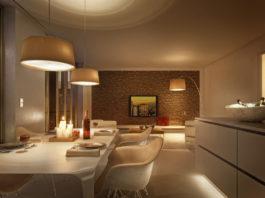 Das Dimmen von LEDs kann die Lichtstimmung zu Hause je nach Wunsch der Bewohner beliebig variieren