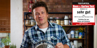 Tefal Jamie Oliver Pfannenset Test Februar 2018
