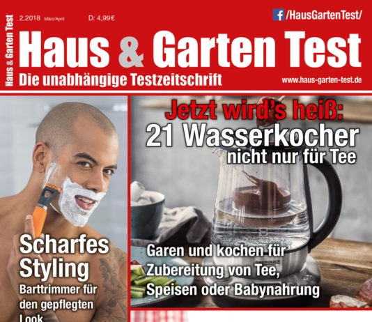 magazin archive haus garten test. Black Bedroom Furniture Sets. Home Design Ideas