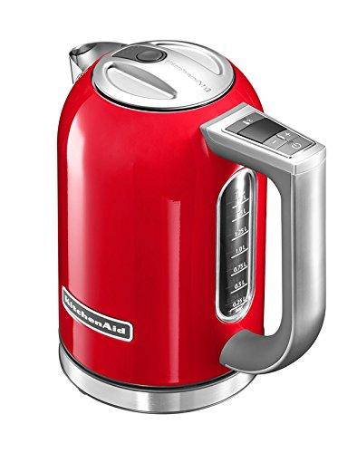 Wasserkocher 5KEK1722 von KitchenAid in rot