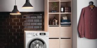 Die neuen Waschtrockner von Bauknecht arbeiten hocheffektiv und sind zudem platzsparend