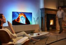 Philips TV und Google Assistant ermöglichen die Interaktion des Zuschauers mit dem Fernseher