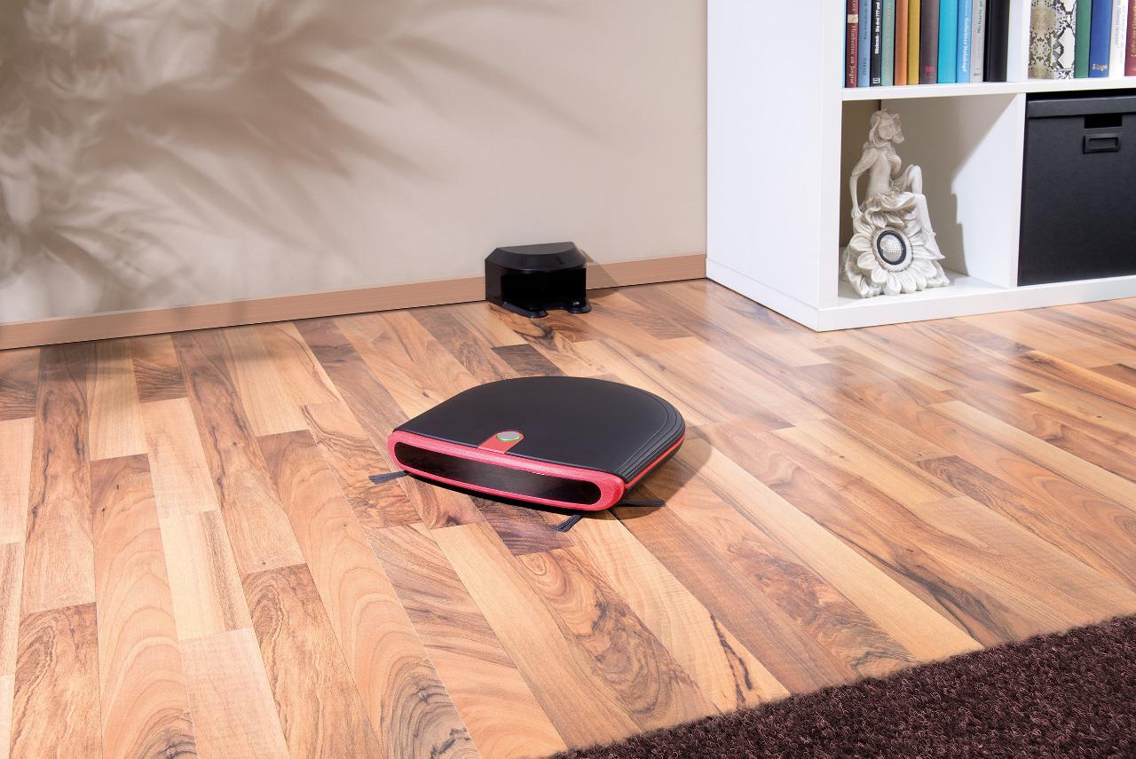 reinigungs roboter von sichler haushaltsger te bei pearl. Black Bedroom Furniture Sets. Home Design Ideas