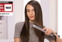 Haarglätter Test 2018